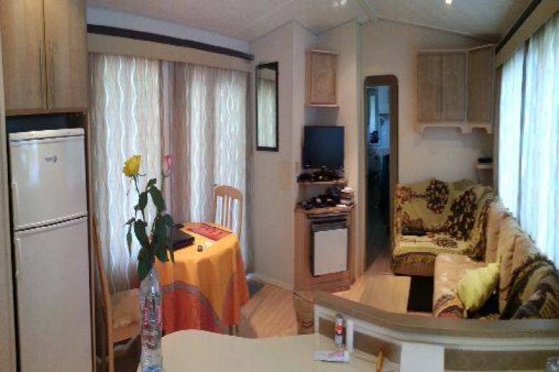 Location de vacances - Camping à Ronce les Bains - Le Salon
