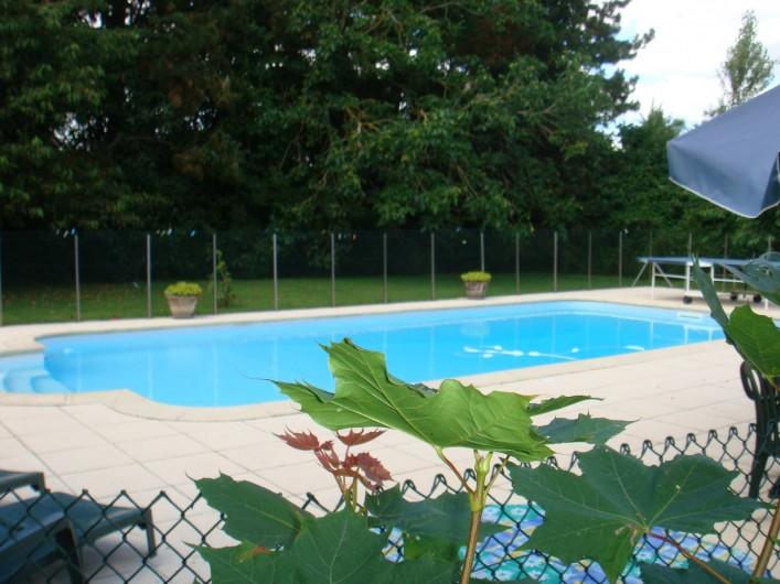 Location de vacances - Chambre d'hôtes à Messas - LE CLOS DE LA VIGNERONNE/PISCINE