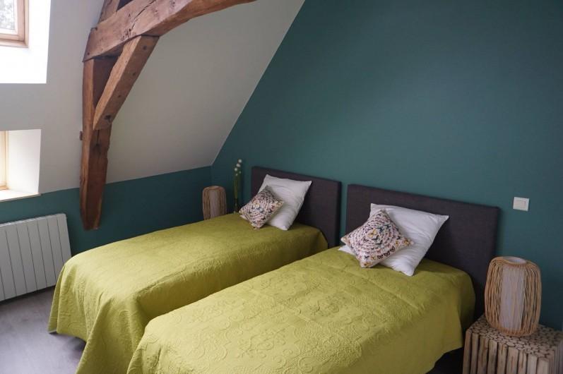 Location de vacances - Chambre d'hôtes à Messas - LE CLOS DE LA VIGNERONNE/CHAMBRE DAME JEANNE