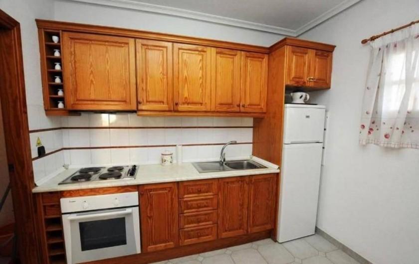 Location de vacances - Appartement à Orihuela - cuisine