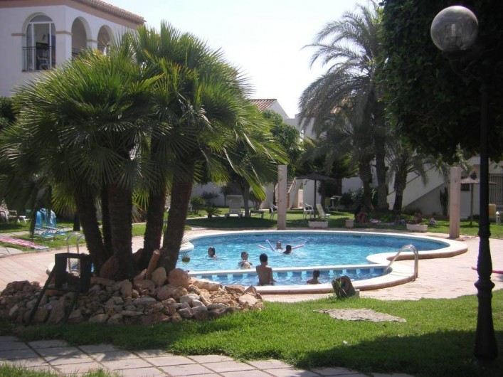 Location de vacances - Appartement à Orihuela - piscine 1