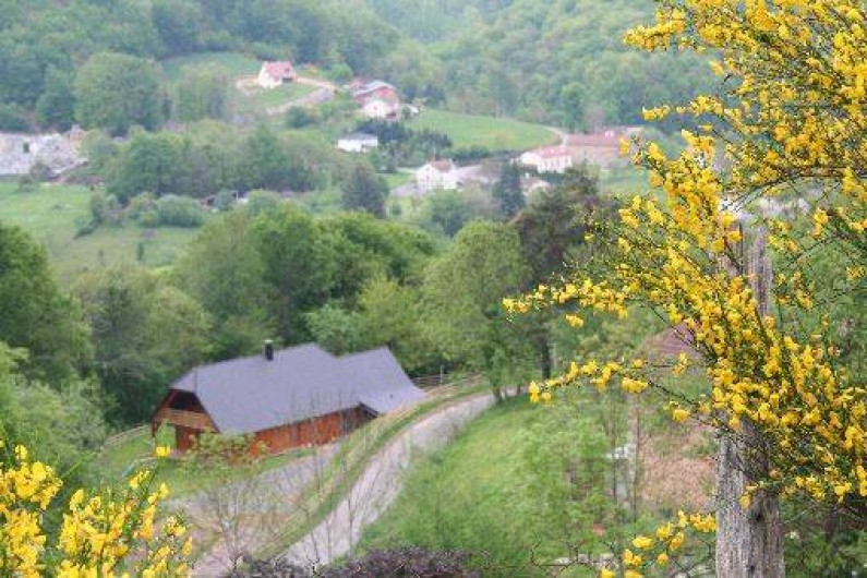 Location de vacances - Chalet à Boisset