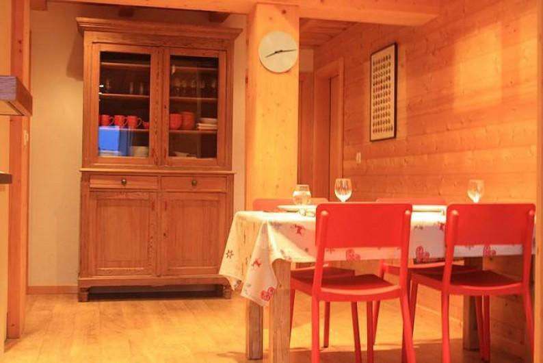 Location de vacances - Appartement à Les Crosets