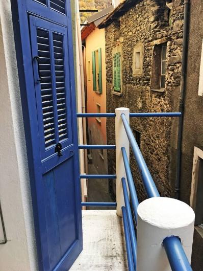 Location de vacances - Studio à Isola - Balconnet (studio 2)