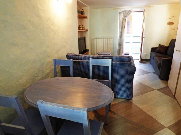 Location de vacances - Studio à Isola - Table à manger (studio 2)