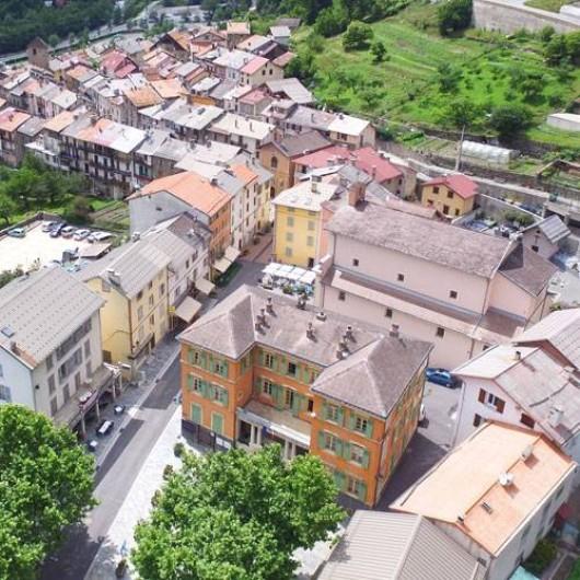 Location de vacances - Studio à Isola - Le village