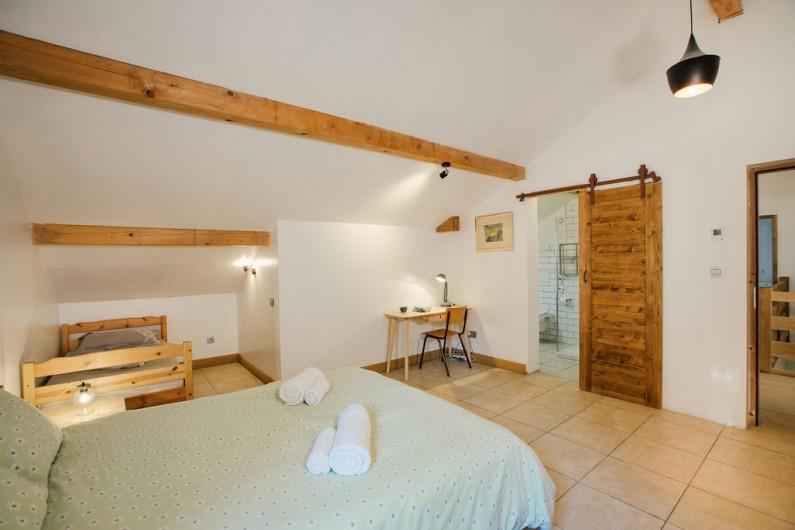 Location de vacances - Chalet à Samoëns - chambre 3