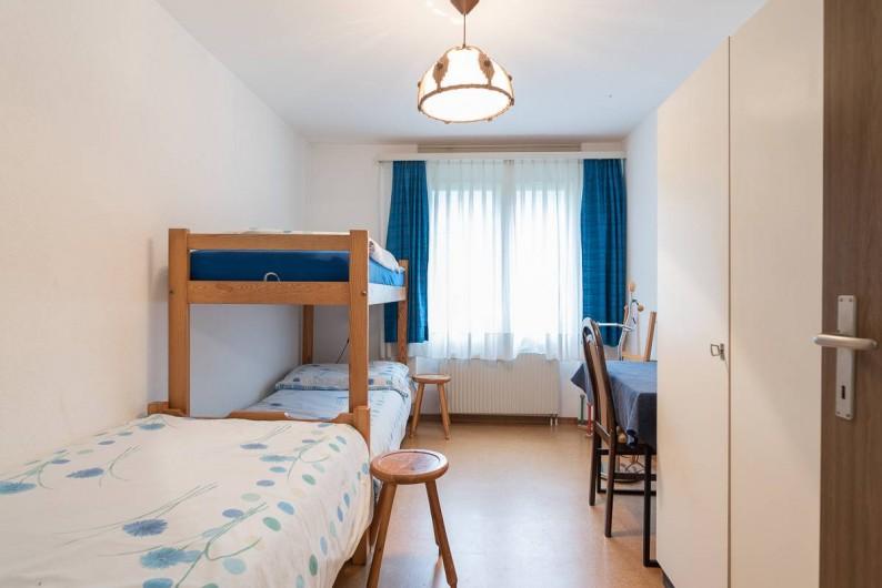 Location de vacances - Appartement à Fieschertal - Appartement Mireille