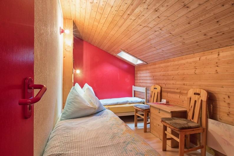 Location de vacances - Appartement à Fieschertal - La petite chambre Appartement Seppi