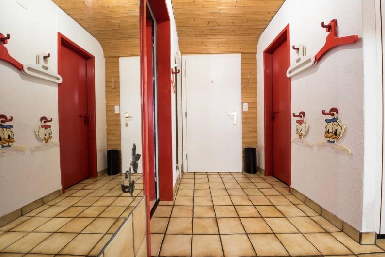 Location de vacances - Appartement à Fieschertal - Entréé Appartement Seppi