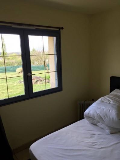Location de vacances - Gîte à Sainte-Brigitte - Chambre 1 (RDC)