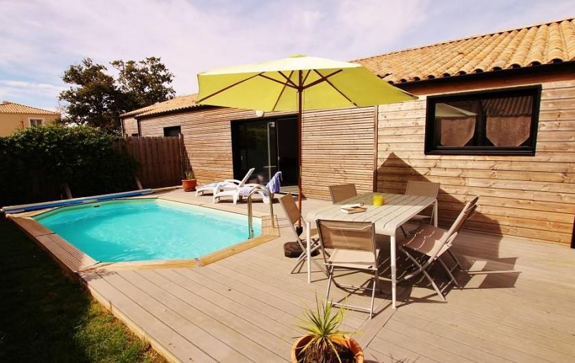 Location de vacances - Villa à Talmont-Saint-Hilaire - Villa Arméria