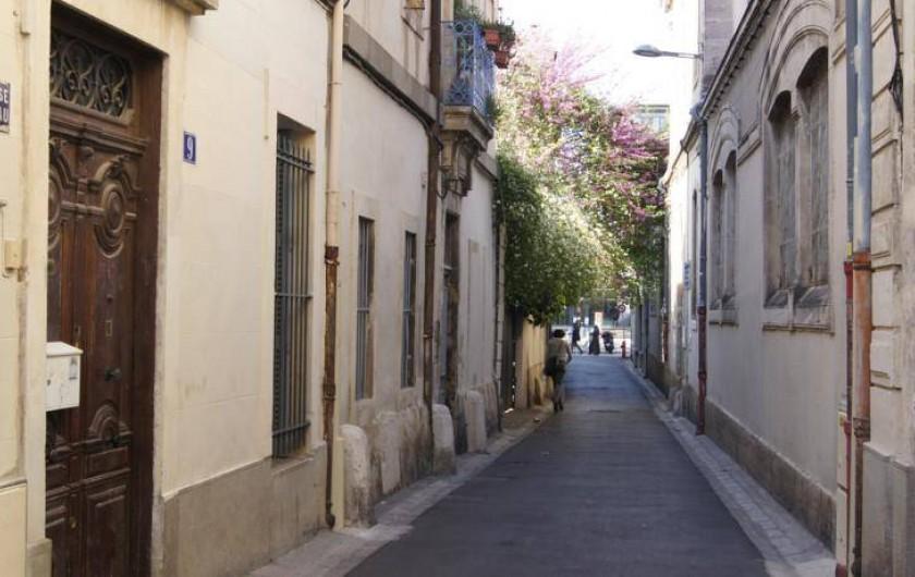 Location de vacances - Chambre d'hôtes à Montpellier