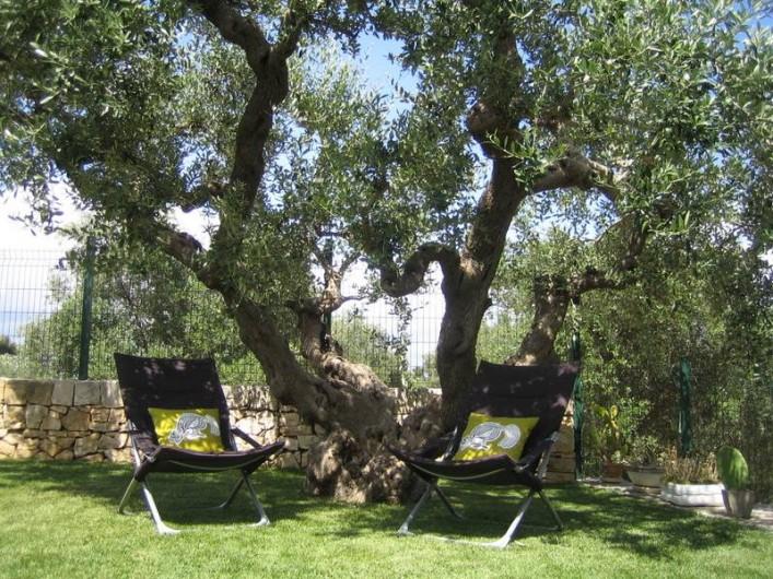 Location de vacances - Maison - Villa à Alberobello - Jardin