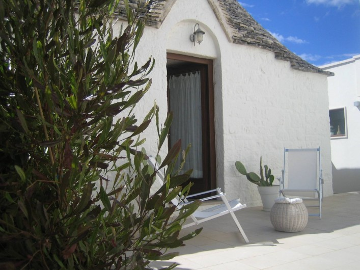Location de vacances - Maison - Villa à Alberobello - Cour