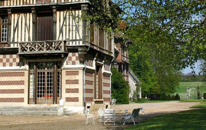 Le manoir de villers ses chambres d 39 h tes et son parc for Chambre d hotes bastille