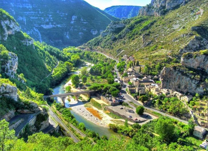 Location de vacances - Camping à Castelbouc - La Malène