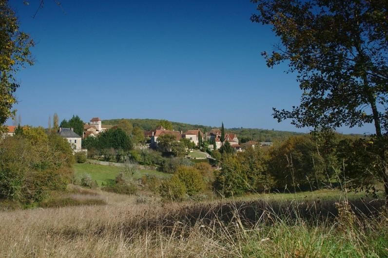 Location de vacances - Gîte à Lentillac-du-Causse - le village de Lentillac du Causse