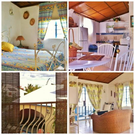 Location de vacances - Villa à Pereybere - Bungalow 2ème étage