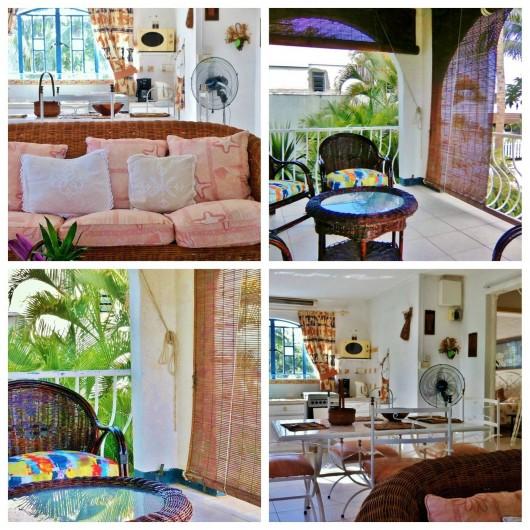 Location de vacances - Villa à Pereybere - Bungalow 1er étage