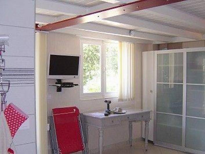 Location de vacances - Appartement à Esparron-de-Verdon - Location N° 2   Séjour