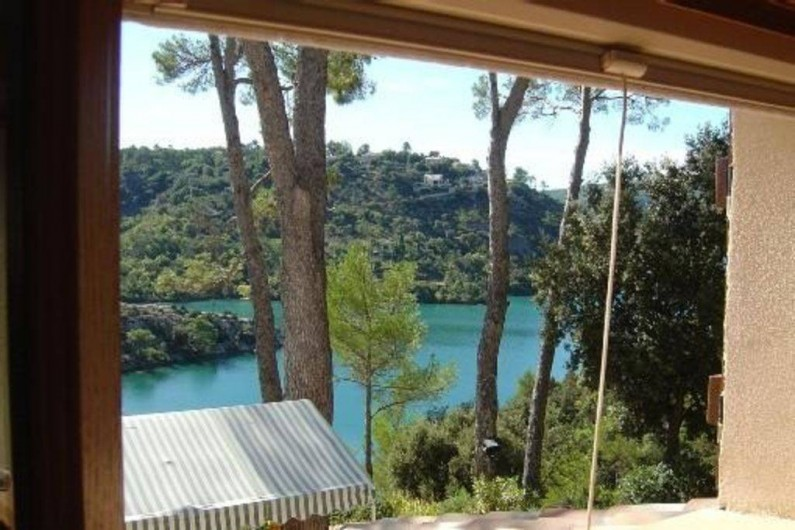 Location de vacances - Appartement à Esparron-de-Verdon - location N  1    capacitée de 2 à 6 personnes
