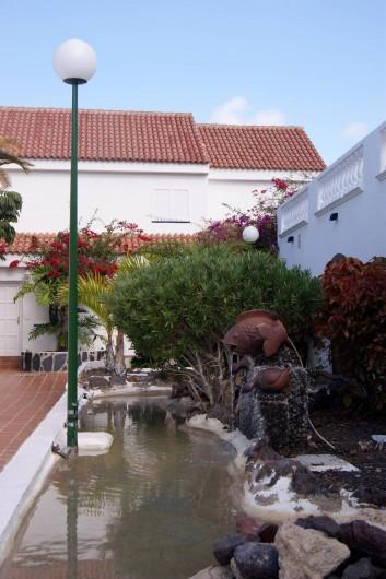 Location de vacances - Appartement à Los Cristianos - entre les appartements , agréable!