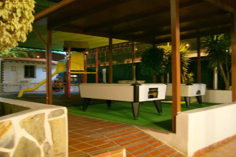 Location de vacances - Appartement à Los Cristianos - Air de jeux