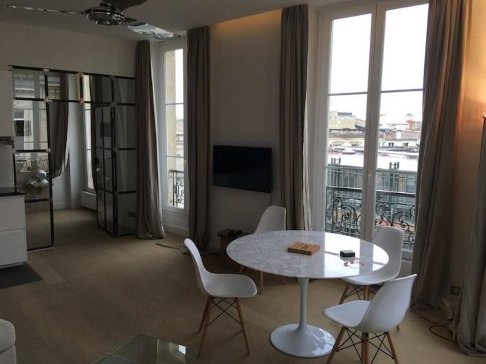 Location de vacances - Appartement à Bordeaux