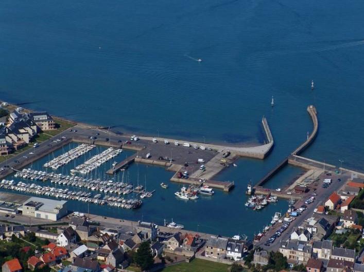 Location de vacances - Bungalow - Mobilhome à Grandcamp-Maisy - Port
