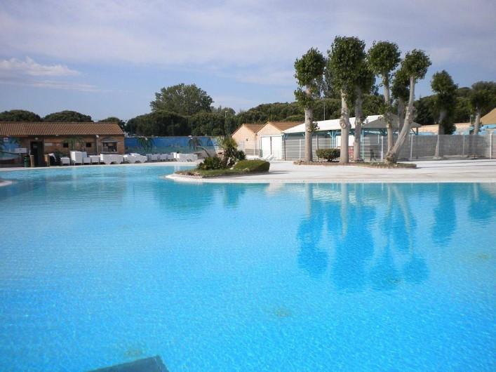 Location de vacances - Maison - Villa à Portiragnes Plage - Piscine des Portes du soleil