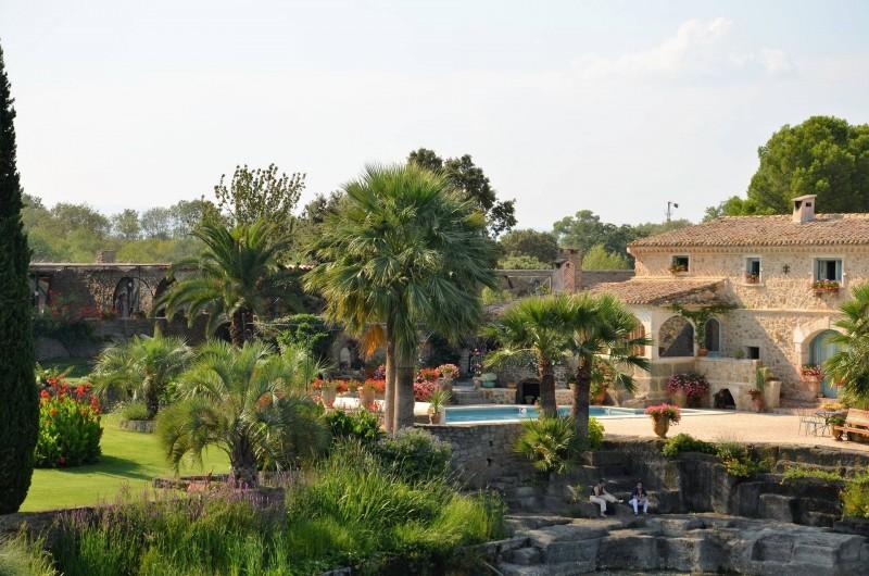 Location de vacances - Maison - Villa à Portiragnes Plage - Une visite aux Jardins de Saint Adrien s'impose !
