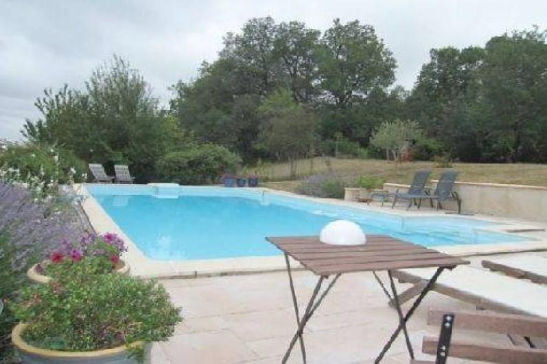 Location de vacances - Chambre d'hôtes à Montdurausse