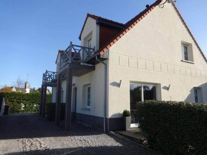 Location de vacances - Maison - Villa à Stella Plage - Facade Principale
