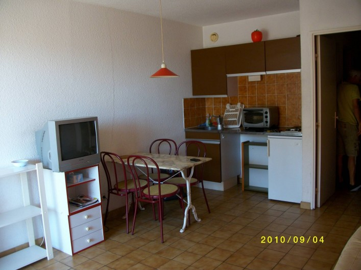 Location de vacances - Studio à Sainte-Maxime