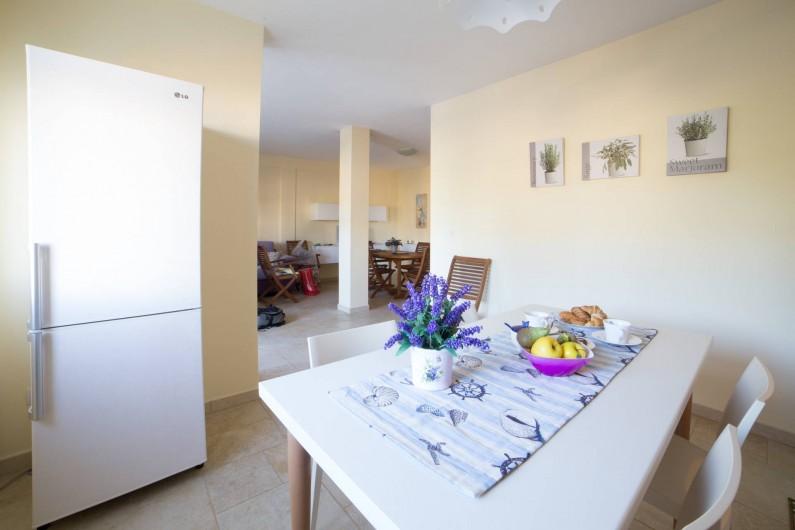 Location de vacances - Appartement à Pescoluse - Il y a tout le necessaire pour préparer le repas tranquillement