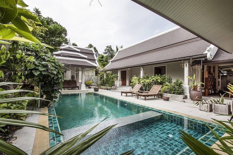 Location de vacances - Villa à Ko Samui - Villa Samui - luxury is accessible !