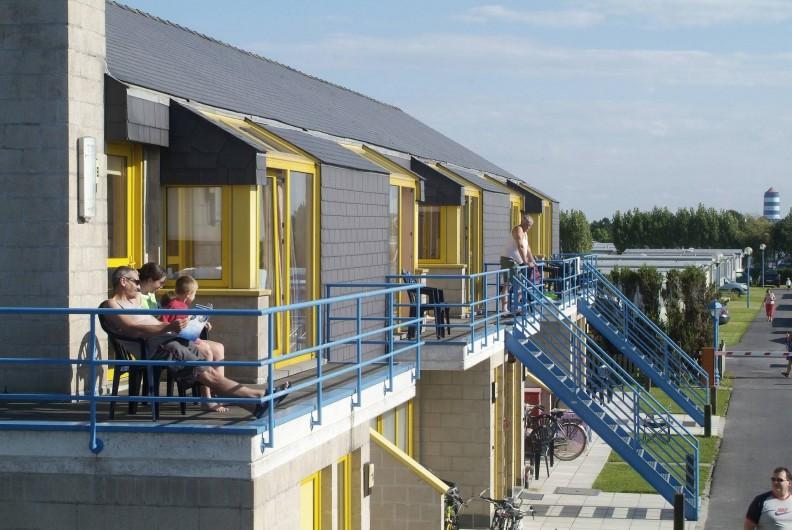 Location de vacances - Appartement à Bredene