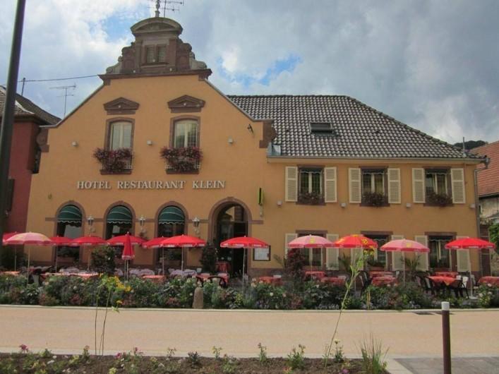 Location de vacances - Hôtel - Auberge à Soultzmatt