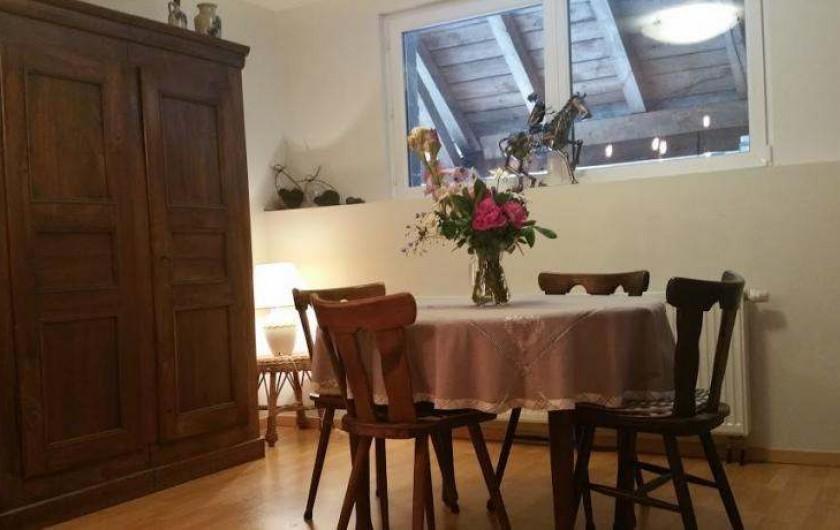 Location de vacances - Chambre d'hôtes à Ernolsheim-lès-Saverne