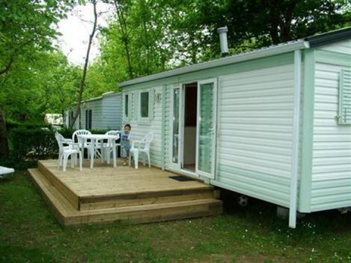 Location de vacances - Camping à Vezac