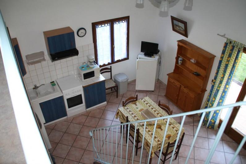 Location de vacances - Gîte à Saint-Victor-de-Malcap - coin cuisine