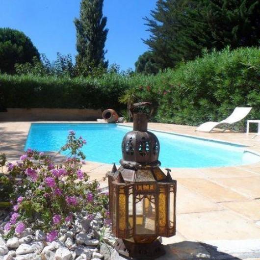 Location de vacances - Chambre d'hôtes à Aigues-Mortes - piscine