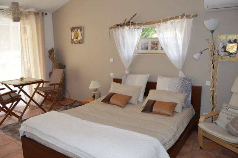 Mas Lou Souleil chambres d\'hôte à Aigues-Mortes - Gard