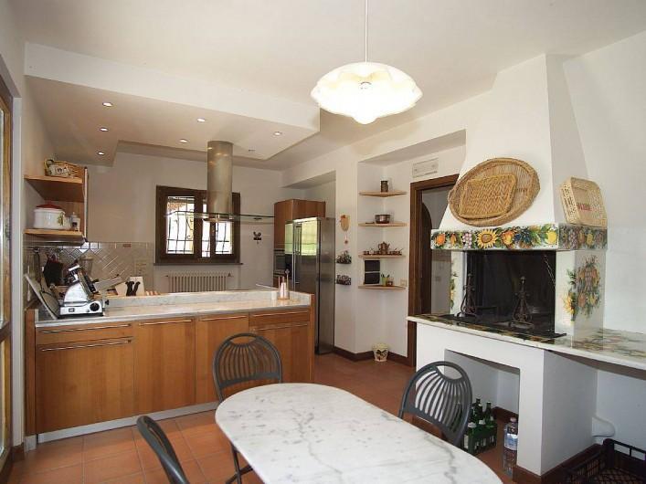 Location de vacances - Villa à San Venanzo - Le Petit déjeuner