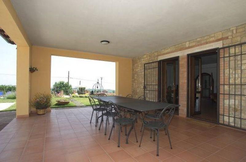 Location de vacances - Villa à San Venanzo - La Veranda