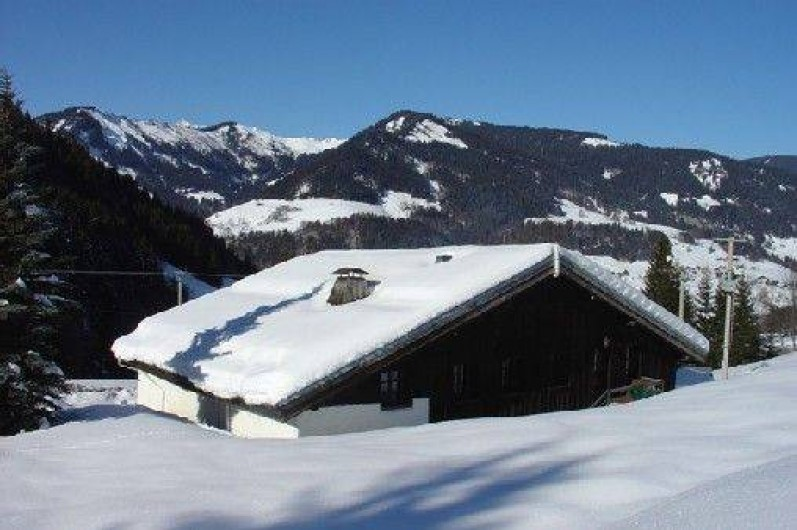 Location de vacances - Chalet à Megève
