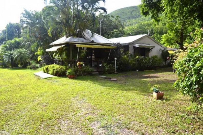 Location de vacances - Villa à Pointe Noire