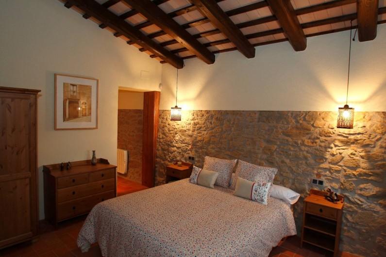 Location de vacances - Mas à Gérone - Chambre suite (avec bain)