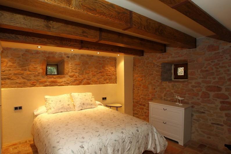 Location de vacances - Mas à Gérone - Chambre étage bas